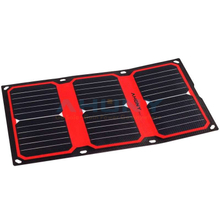 eMobi T21W SunPower Cell Solar Charger